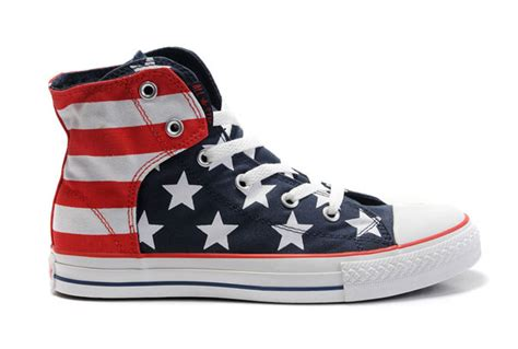 converse american flag sneakers hotsale american flag converse blue canvas with white