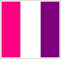 pink combination fuschia and violet on pinterest color combinations