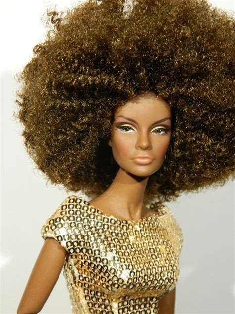black doll with big afro 219 best afros afro combs images on black