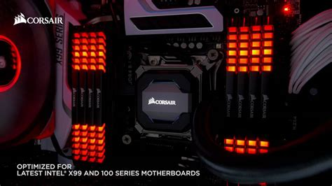 Vengeance Led Ddr4 Memory Stunning Led Lighting And
