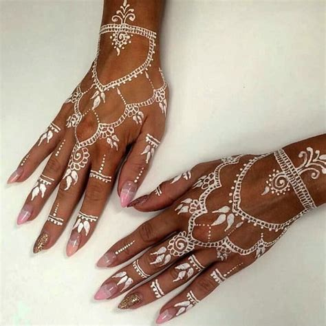 henna tattoo bedeutung 17 best ideas about white henna on henna