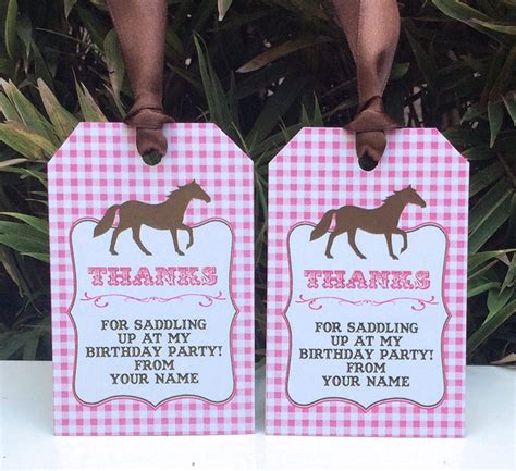 horse birthday party printable templates pony party theme horse birthday party printable templates pony party theme
