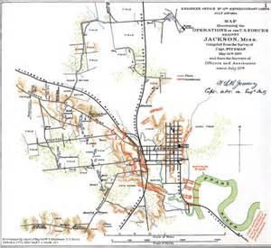 battle of jackson map