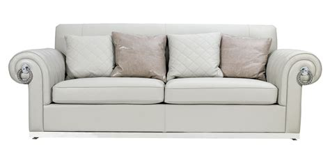 off white sofa off white leather sofa thesofa