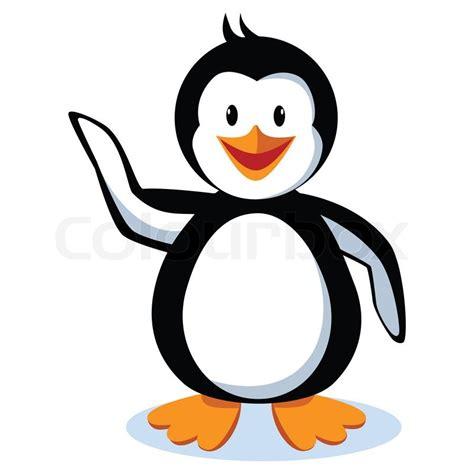 Attractive Christmas Presents Clipart #9: 3104932-cute-penguin.jpg