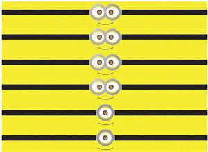 Minions googles free printables is it for parties is it free is