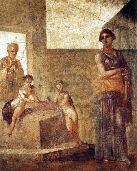 pompeii testo e traduzione la vendetta della maga la dimora tempo sospeso