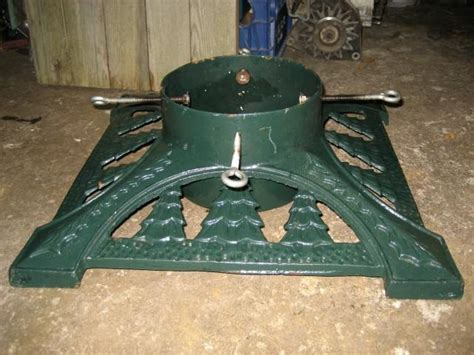 heavy cast iron christmas tree stand large heavy cast iron tree stand saanich