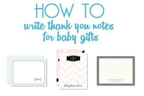 How To Write Thank You Cards For Baby Shower by Thank You Notes Sles Baby Shower Gifts