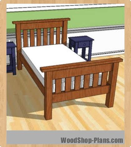 bed plans woodworking free bed woodworking plans woodshop plans