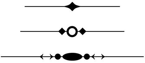 decorative horizontal line png decorative horizontal lines