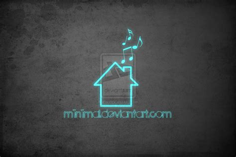 easy house music simple house music wallpaper by m1n1mal on deviantart