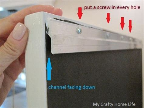how to hang canvas without frame 25 best ideas about hanging heavy mirror on pinterest