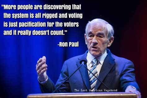 Ron Paul Meme - ron paul vote all you want the secret government won t