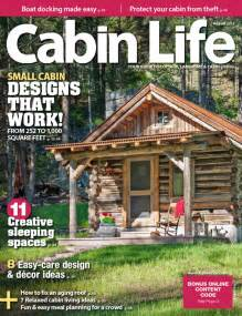 cabin magazine discountmags
