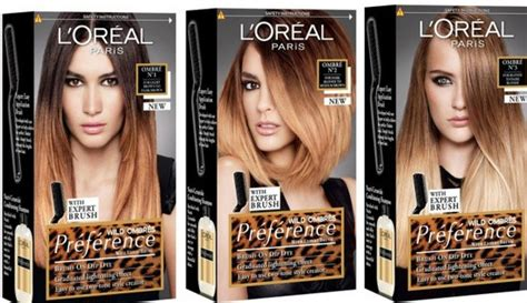 diy ombre a no kit how to for subtle seamless colour beauty le chic diy dip dye with l oreal pr 233 f 233 rence wild