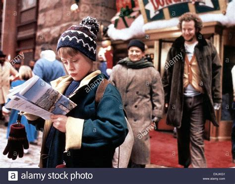 home alone 2 lost in new york stock photo royalty free