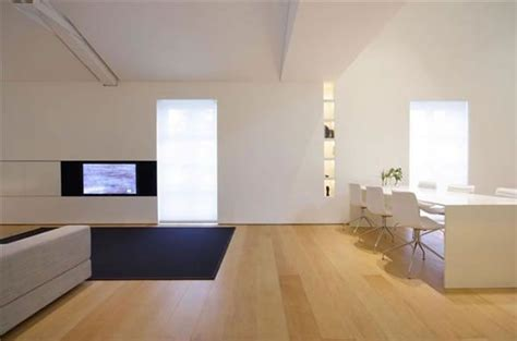 minimalist loft with white finished walls in como italy minimalist loft with white finished walls in como italy