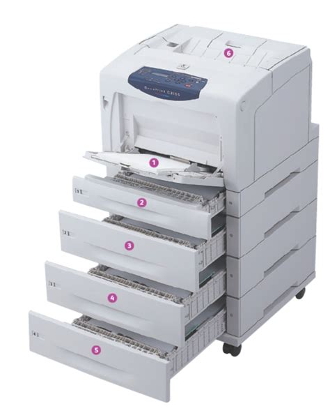 Printer Xerox Warna A3 aston printer toko printer printer laser a3 fuji xerox docuprint c3055dx