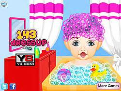 haircut games in y8 baby first haircut at salon game play online at y8 com