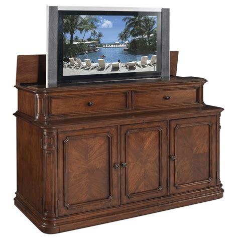 40 inch tv cabinet tv lift cabinet banyan creek xl lift for 40 62 inch