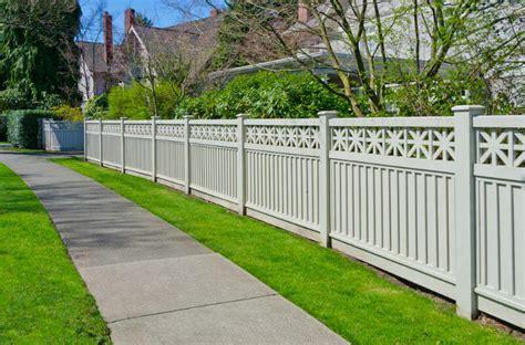 home fence designs home design ideas