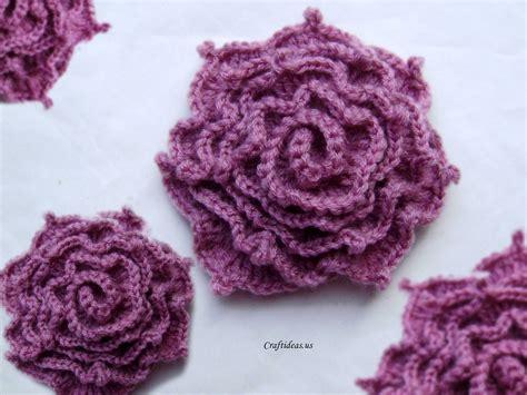 crochet leaf pattern video dailymotion crochet rose crochet irish rose craft ideas crafts