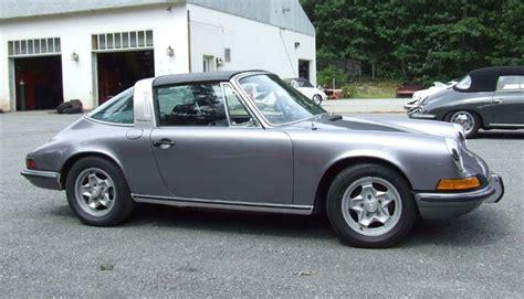 porsche slate 1972 porsche 911 targa in beautiful slate grey had one of