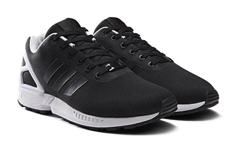 New Replika Adidas Garis Hitam adidas zx flux hitam