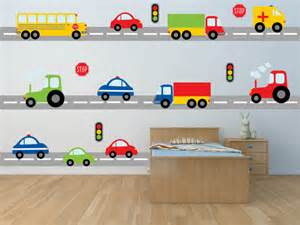 Construction Wall Stickers truck wall decal construction wall decal car wall decal