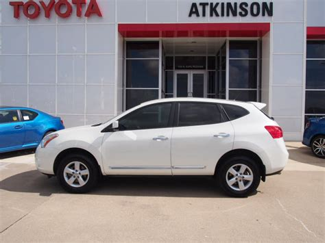 nissan suv white 2013 pearl white nissan rogue the eagle suv