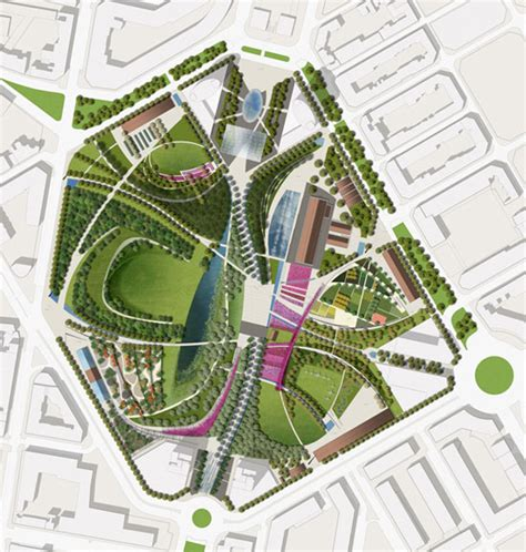design competition central park gustafson porter win valencia parque central competition