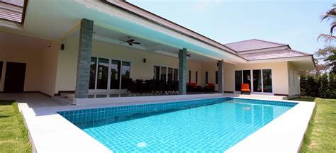 palm house rental palm villa hua hin rental golf property thailand