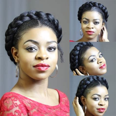 One Braid Hairstyle by One Goddess Braid Hairstyle Fade Haircut