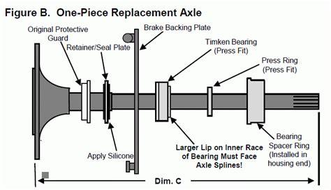amc 20 axle diagram cj 5 rear axle problems page 2 jeepforum