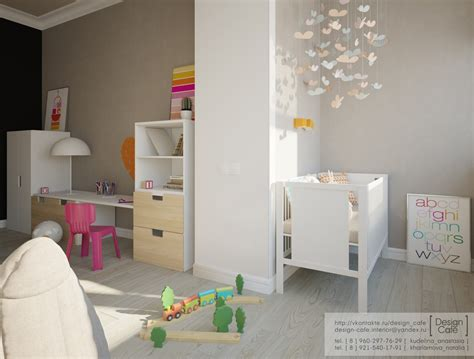 childs room apartment for a young family