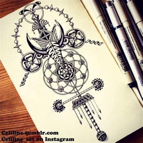 geometric zentangle tattoo 71 best zentangles images on pinterest mandalas sacred