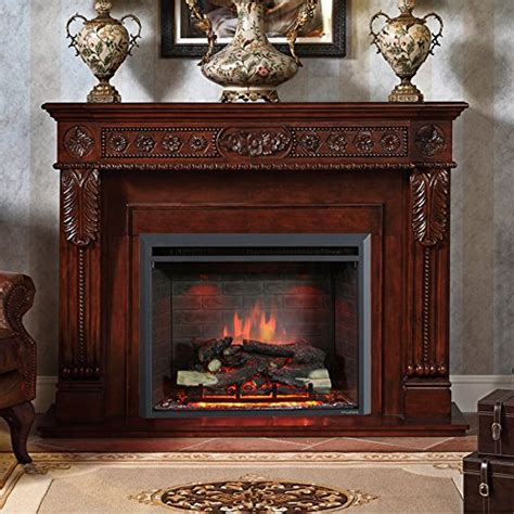 puraflame western black electric fireplace best electric