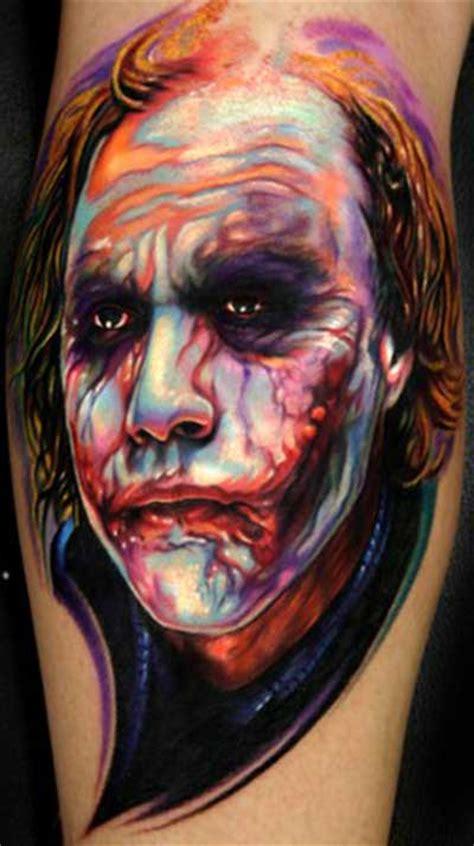 imagenes de jesus tatuado 50 tatuagem do coringa no bra 231 o nas costas e na perna
