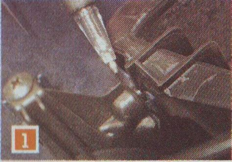 Batok Kilometer Supra X 125 Rear Handl Ecover Supra X 125 cara mudah atasi getaran pada cover lu depan honda karisma honda supra x 125