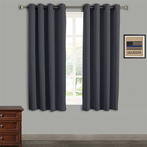 blackout curtains keep heat out rhf 2 panels blackout thermal insulated curtain antique