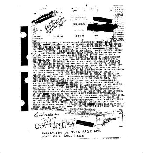 Fbi Released Documents