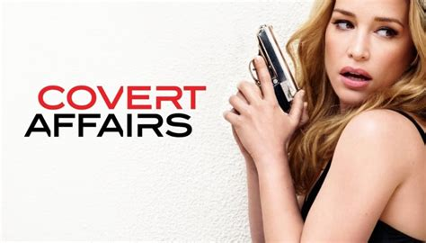 covert affairs cancelled after 5 seasons by usa network covert affairs cancelled after 5 seasons by usa network