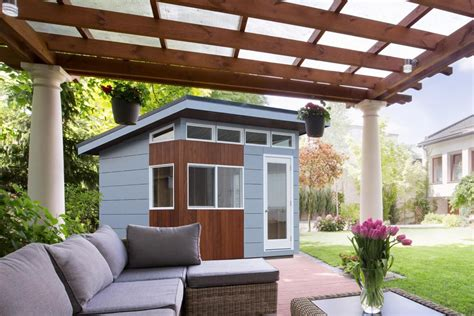 cool prefab backyard sheds   buy   curbed