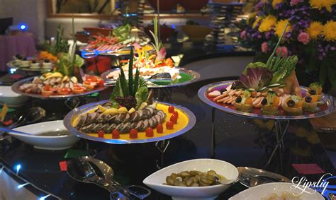 new year food buffet review new year reunion dinner buffet at sunway
