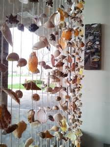 Shell Curtains 20 Cool Seashell Project Ideas Hative