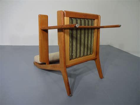 Wegner Sessel 492 by Teak Ge 290 Sessel Hans J Wegner F 252 R Getama 1960er