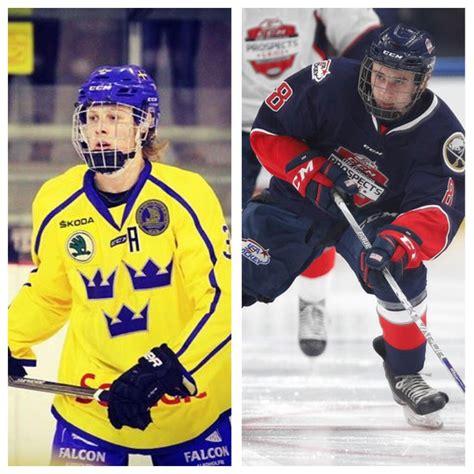quinn hughes prospect ramblings adam boqvist vs quinn hughes hockey