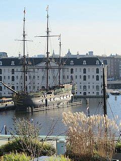 scheepvaartmuseum museumkaart het oosterdok in amsterdam nemo de museumhaven en de