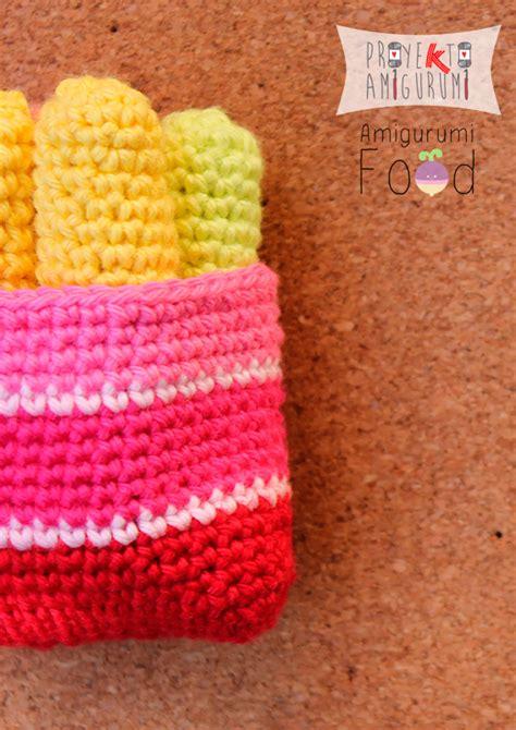 pattern amigurumi food proyekto amigurumi combo by amigurumi food